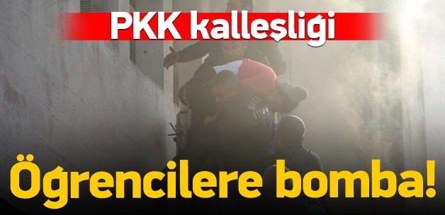 PKK'dan Şırnak kültür merkezine bomba