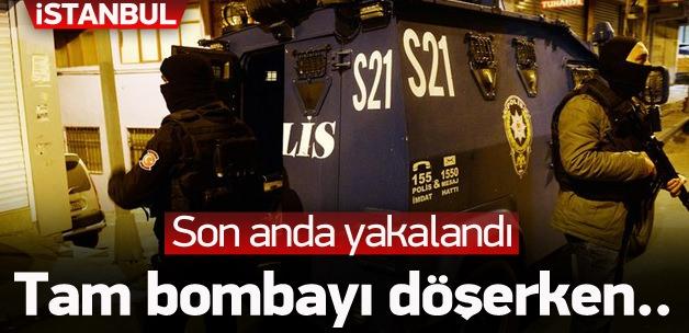 PKK'lı hain İstanbul'u kana bulayacaktı