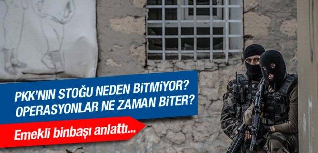 PKK'nın cephanesi neden bitmiyor?