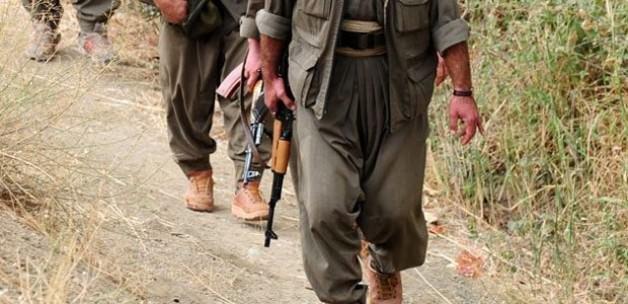 PKK, silah istemek için Bağdat'a gitti!