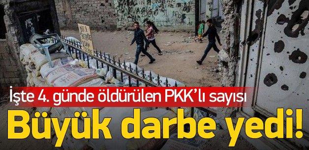 PKK'ya operasyonda son bilanço