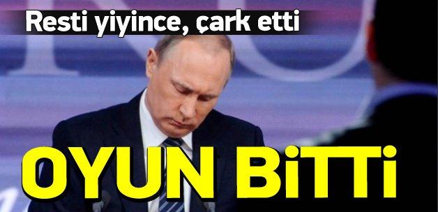 Putin çark etti: İlişkileri düzeltmek istiyoruz