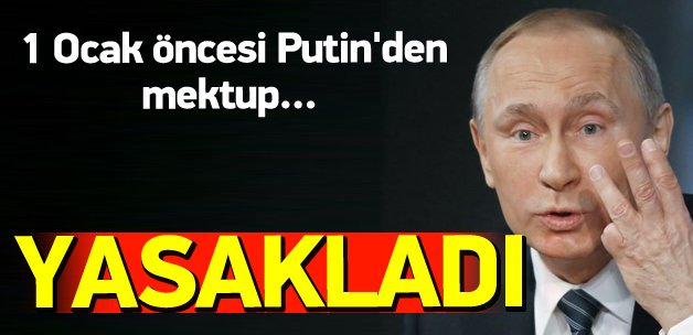 Putin gıdaya zammı yasakladı