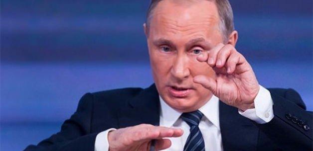 """Putin: """"Hiç kimse inanmıyor"""""""