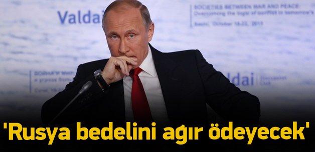 Rus medyasından Putin'e eleştiri