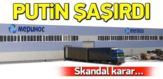 Rusya 15 Türk işçiyi sınırdışı edecek!