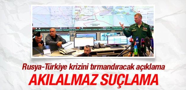 Rusya'dan krizi tırmandıracak Türkiye açıklaması