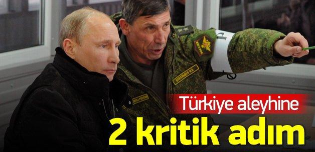 Rusya'dan Türkiye aleyhine 2 kritik adım