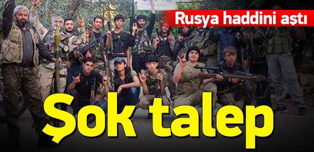 Rusya'nın Türkiye'den talebi var