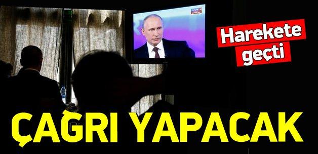 Rusya Türk vatandaşları için çağrı yapacak