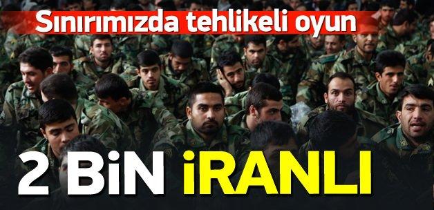 Rusya'yla Esed ittifakına İran da katıldı