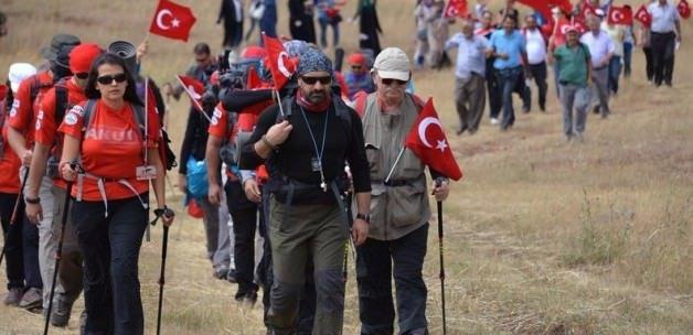 """""""Sarıkamış Yürüyüşü"""" iptal edildi"""