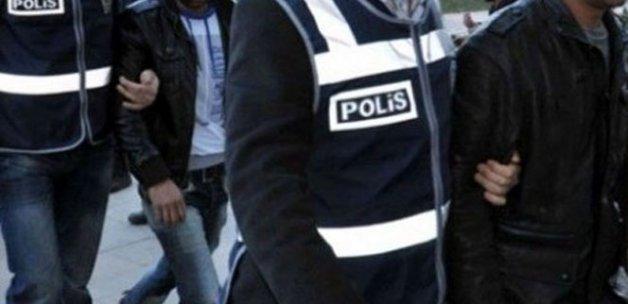 Sivas'ta 'paralel yapı' operasyonuna 9 tutuklama
