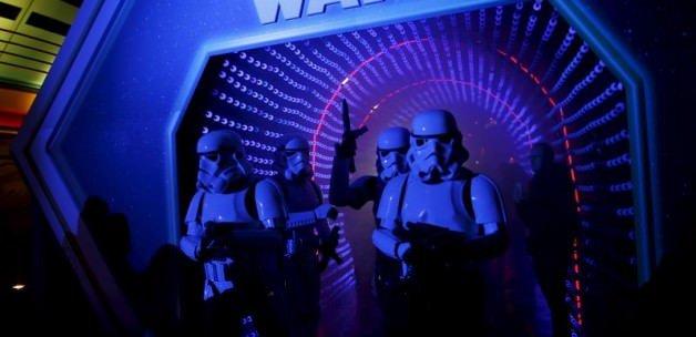 """""""Star Wars: Güç Uyanıyor""""un gösterimi yapıldı"""
