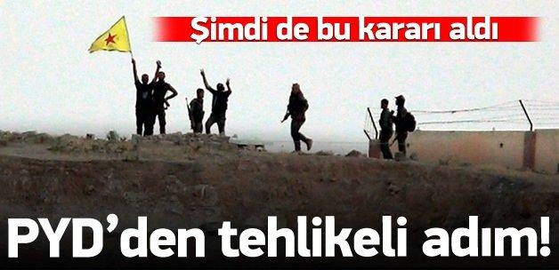 Suriye'de tehlikeli adım