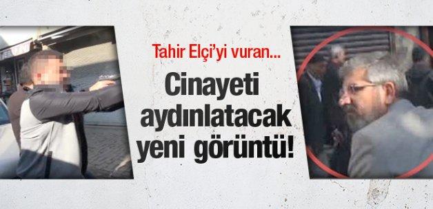 Tahir Elçi cinayetini aydınlatacak yeni görüntü! Detaya dikkat