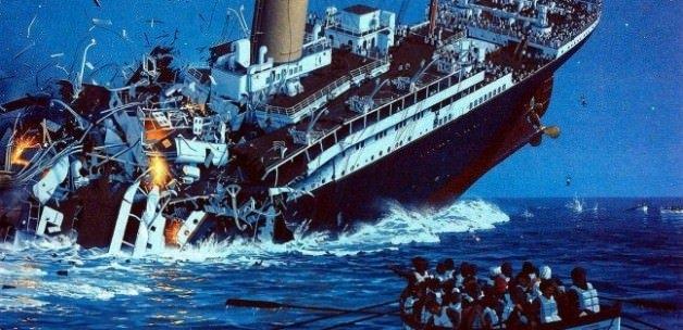 Titanik'ten kurtulan Türk!