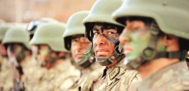 TSK'dan 350 askere, 'sınırda bekleyin' emri