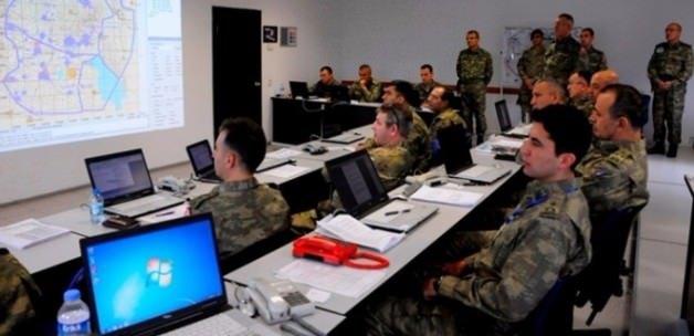 Tükiye ve İngiltere'den 'Siber Savaş' tatbikatı