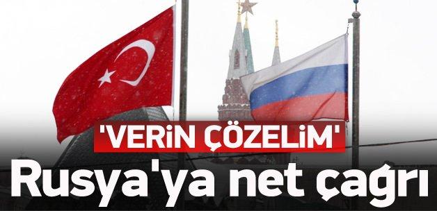 Türk profesörden Rusya'ya: Verin çözelim