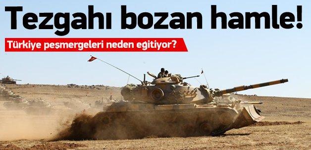 Türkiye'den Musul tezgahını bozan hamle
