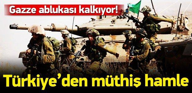 Türkiye İsrail ile Gazze için anlaşmaya varacak