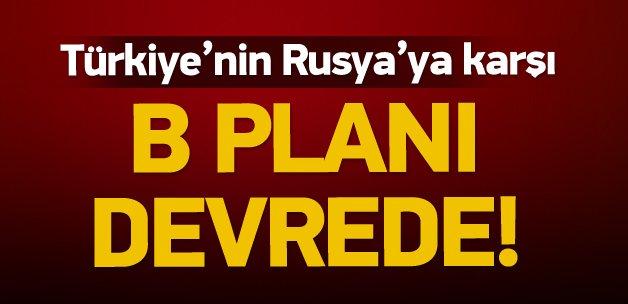 Türkiye'nin 'B Planı' hazır! 12 ülkeye destek