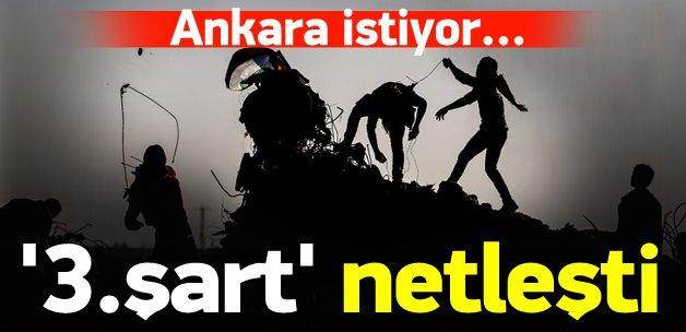Türkiye'nin İsrail'den istediği '3.şart'