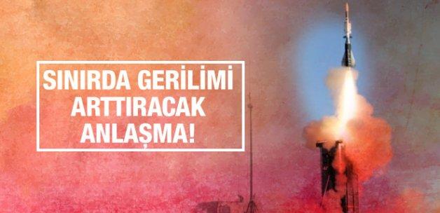 Türkiye, Rusya için harekete geçti füzeler sınıra gidiyor
