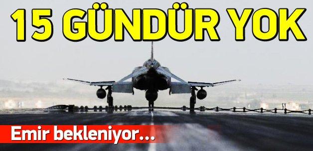 Türkiye'den Suriye'ye 15 gündür uçuş yok