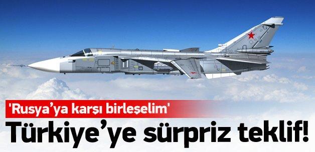 Türkiye'ye sürpriz Rusya teklifi