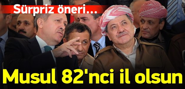 Türkmen vekil: Musul 82'nci il olsun