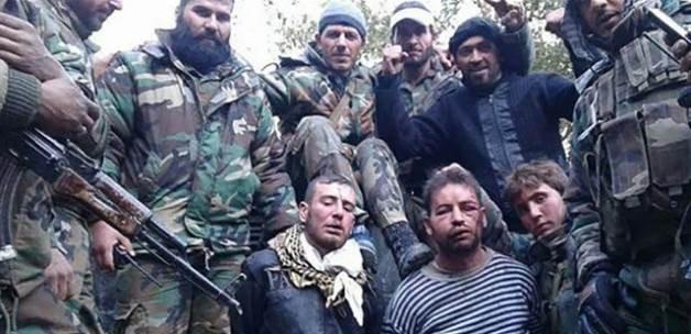 Türkmenlere korkunç işkence