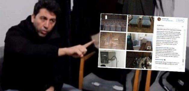 Ünlü tiyatrocu CHP'li belediyeyi rezil etti
