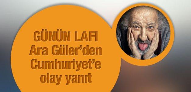 Usta fotoğrafçı Ara Güler: ... aşağı Kasımpaşa
