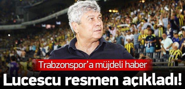 Ve Lucescu Trabzonspor'u açıkladı!