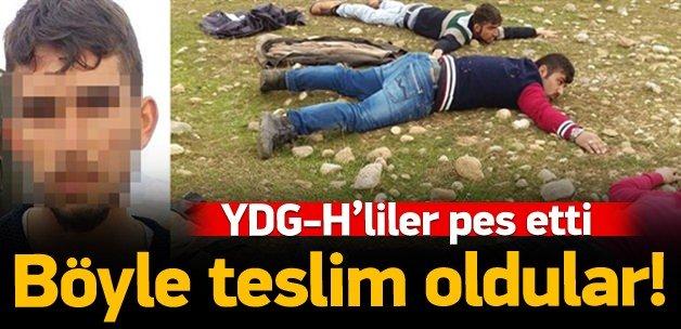 YDG-H çözülüyor: PKK'dan kaçıp askere sığındılar