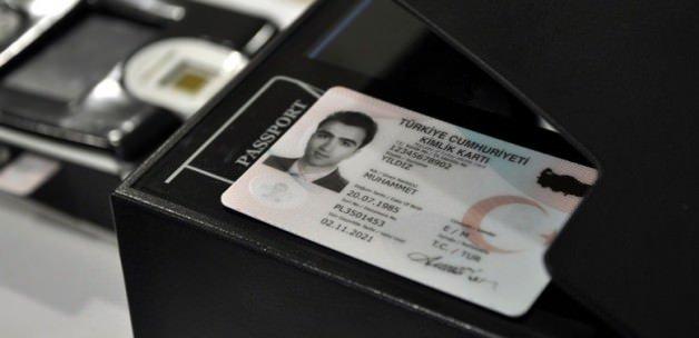 Yeni kimlik kartına ilişkin tasarı TBMM'ye sunuldu