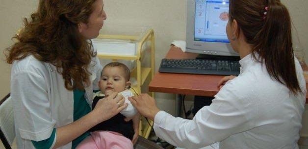 Yenidoğan bebekler için yeni uygulama