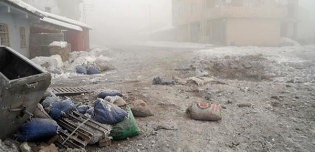 Yüksekova'da zırhlı araca bombalı saldırı
