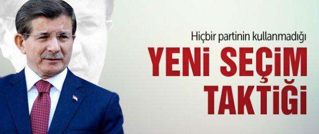 2015 genel seçimlerinde AK Parti'den bir ilk