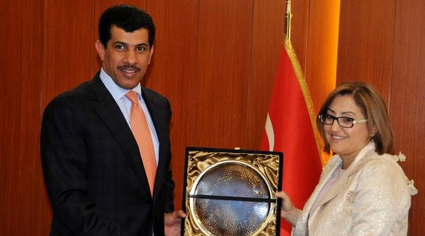2015 Katar-türkiye Kültür Yılı İlan Edilecek
