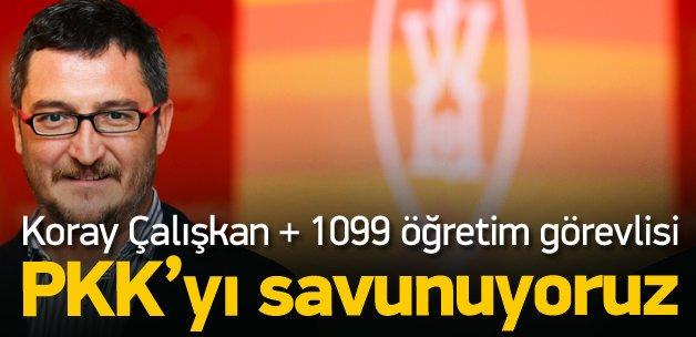 1100 akademisyen devleti katliamla suçladı