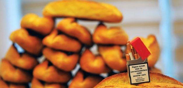 1 paket sigara fiyatına,1 kasa halk ekmek