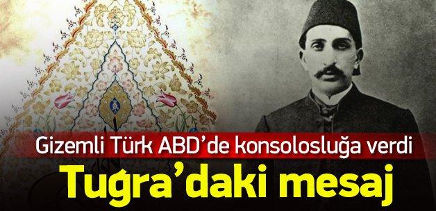 2. Abdülhamid'in Tuğrası Etnoğrafya Müzesi'nde