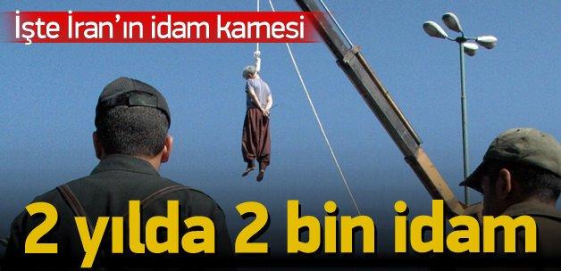 2 yılda 2 bin idam gerçekleştirdi!