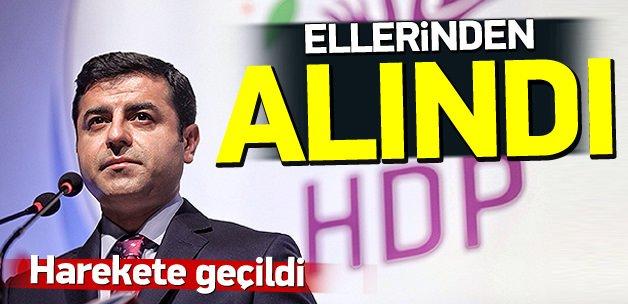 6 HDP'li belediyenin araçlarına el konuldu