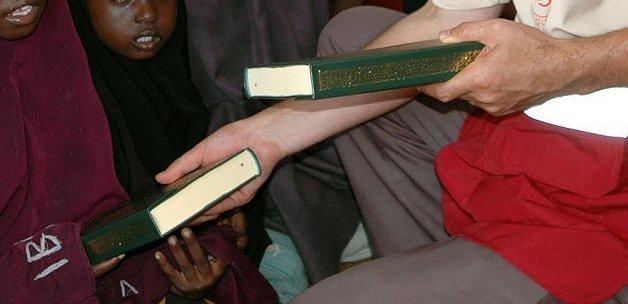 ABD'de 'nefret'e karşı Kuran dağıtma projesi