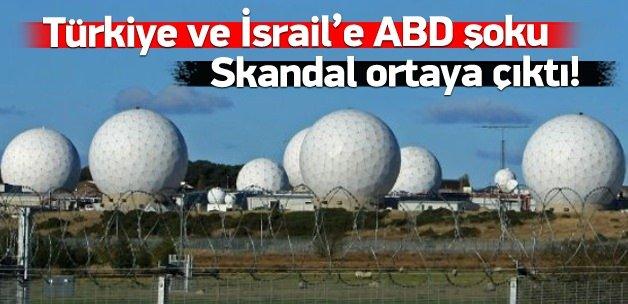 ABD, Kıbrıs'tan İsrail ve Türkiye'yi izlemiş