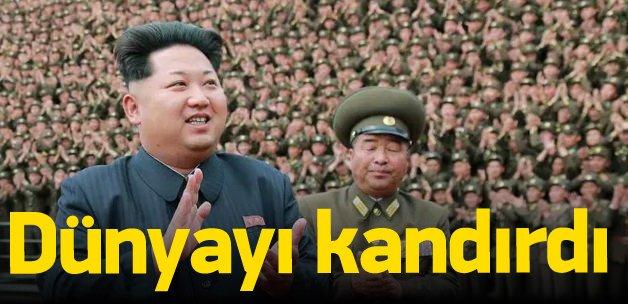 ABD, Kuzey Kore'yi yalanladı